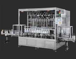 Flow Meter Oil Filling Machine