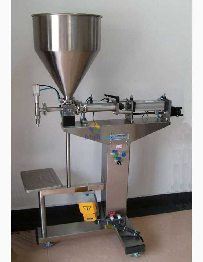 Pneumatic Viscous filling machine