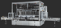 Rotary Lobe Pump Filling Machine