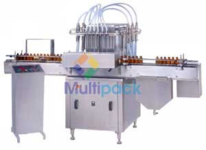 Automatic Volumatric Liquid Filling Machine