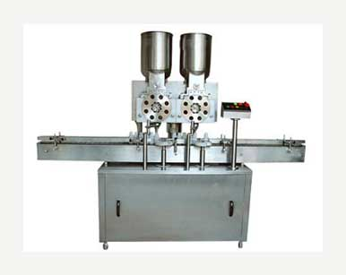 High Speed Dry Syrup Powder Filling Machine