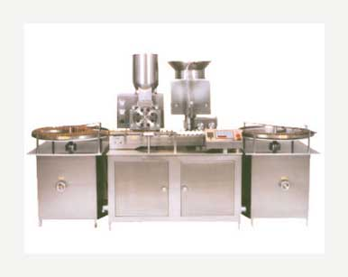 Sterile Powder Filling Machine