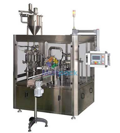Yogurt Cup Filling Machine