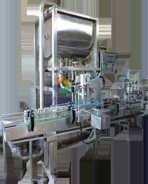 Curry Paste Filling Machine