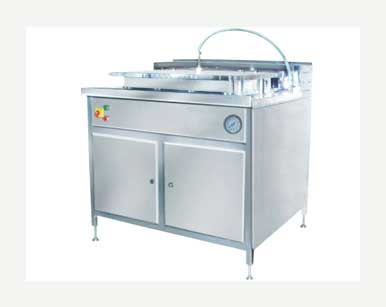 Ampoule Vial Jet Washing Machine