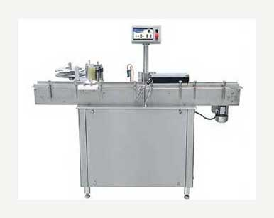 Automatic Vial And Bottle Sticker Labeling Machine
