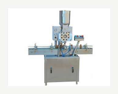 Dry Syrup Powder Filling Machine