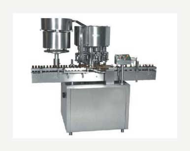 Flip Off Cap Sealing Machine