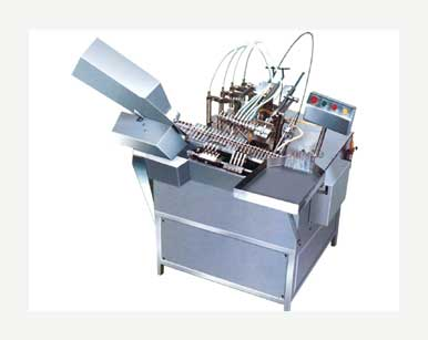 Glass Ampoule Filling Sealing Machine