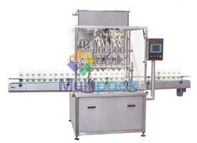 Automatic Overflow Liquid Filling Machines